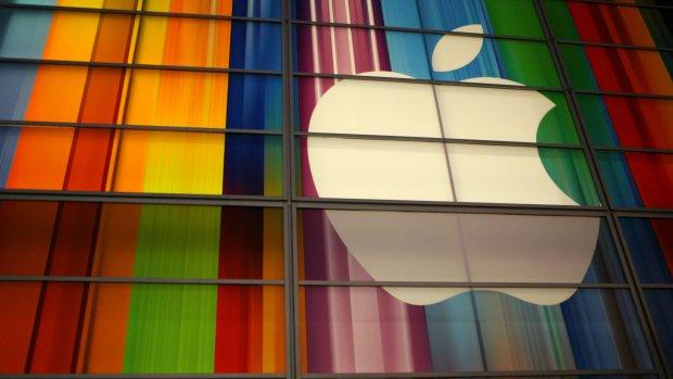 'Patenttrol' troggelt Apple 565 miljoen af voor patentschending
