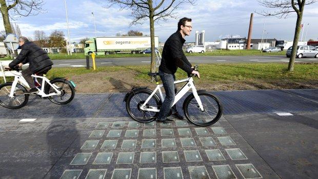 Frankrijk gaat Noord-Holland achterna: 1000 km zonnewegdek