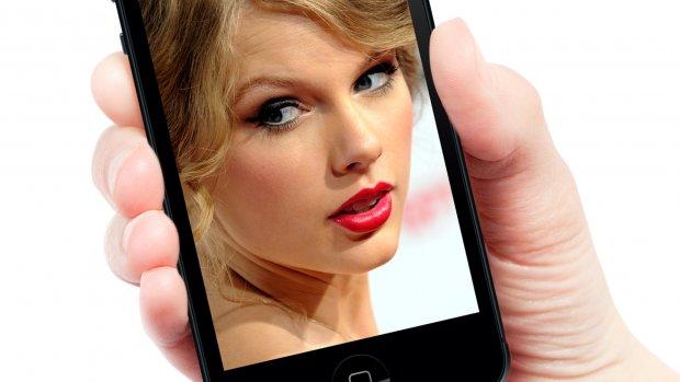 Taylor Swift-videogame in de maak