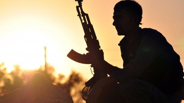 'Terreurgroep IS gaat ten onder'