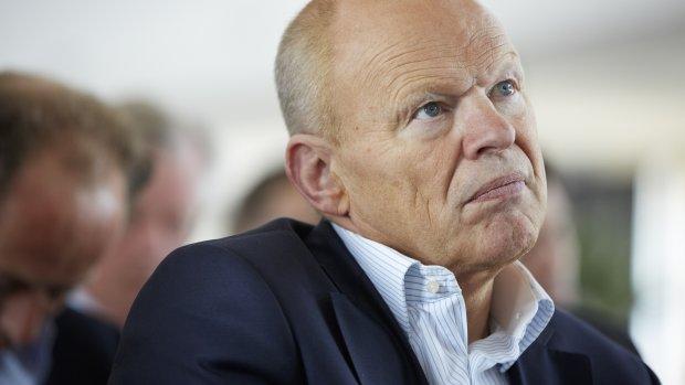 Willem Vermeend wordt de nieuwe fintech-ambassadeur