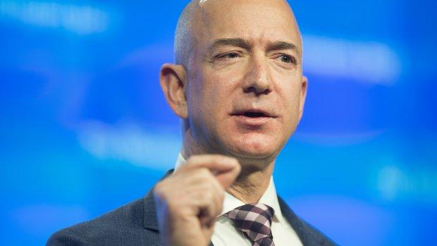 VN wil onderzoek naar hack telefoon Amazon-ceo Bezos