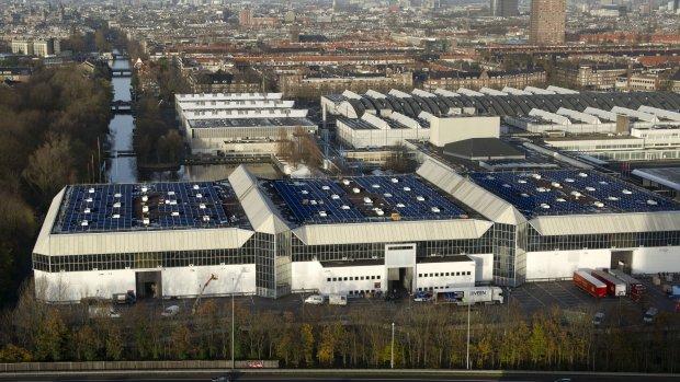 Amsterdams Klimaatfonds pompt twee miljoen in Vandebron