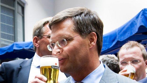 Hoe staat het met onze VOC-mentaliteit? Balkenende over export