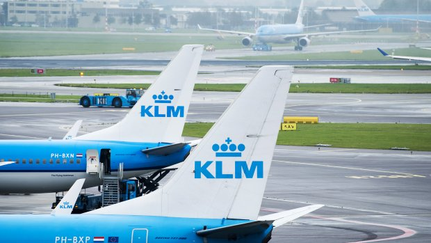 Air France-KLM boekt voor het eerst in jaren winst