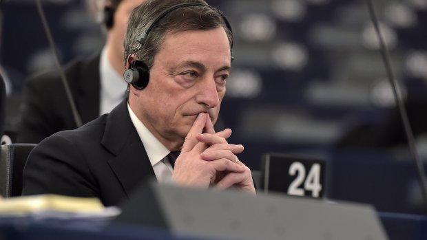 ECB kijkt of het sneller kan ingrijpen bij crisis
