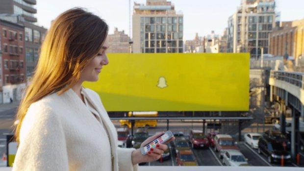 'Snapchat Stories in toekomst ook op andere platformen te delen'