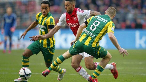 Mislopen Champions League drukt Ajax in rode cijfers