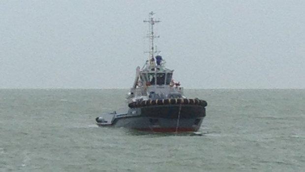 Stroomuitval bij eerste hybride sleepboot van Marine