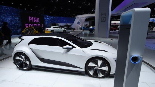 'Volkswagen moet voor straf elektrische auto's maken in VS'