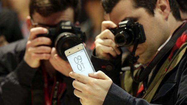 Mobieltjes van de toekomst: vijf trends