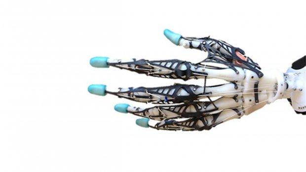 Deze robothand werkt hetzelfde als een echte hand