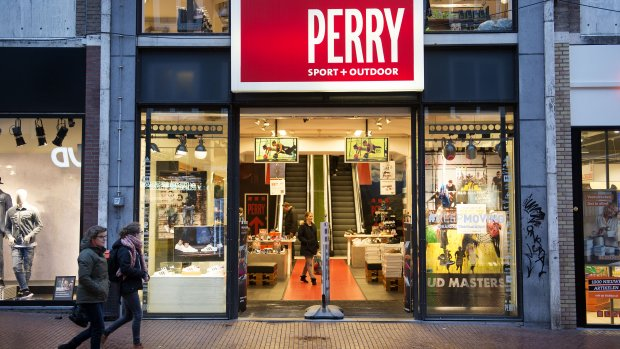 JD Sports neemt Perry Sport over
