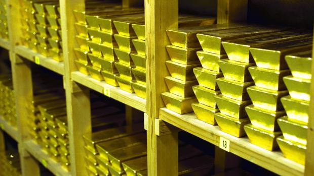 DNB overweegt 7 miljard aan goud te verhuizen