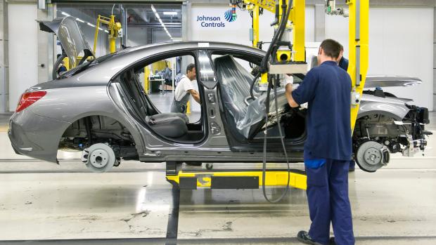 Robots houden alle opties Mercedes S niet meer bij