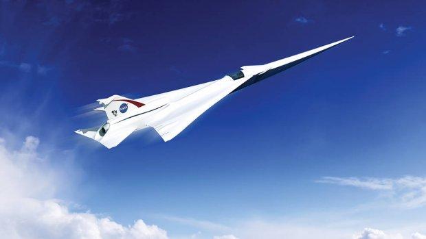 Opvolger Concorde? NASA werkt aan supersonisch vliegtuig