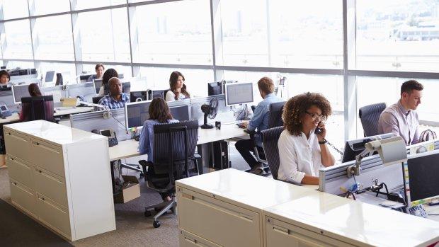 Nederlanders vinden hun hypermoderne werkplek 'oké'