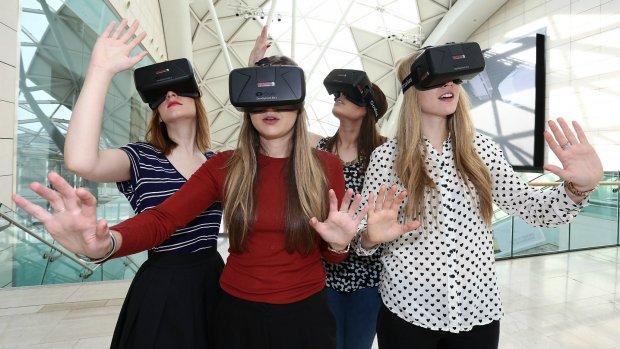 5 dingen die je met virtual reality kan doen