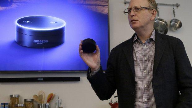 Amazon: 'Er werken 10.000 mensen aan Alexa'