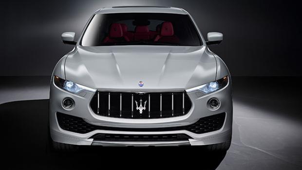 Dit is geen SUV, dit is een Maserati