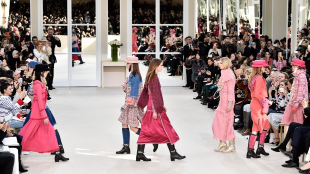 'Chanel en Prada minst transparant over productieketen'
