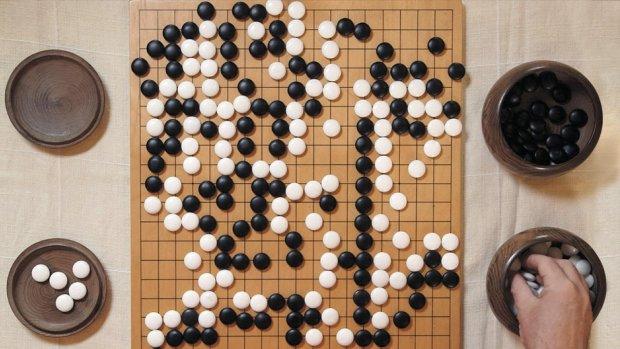 Wereldkampioen Chinees bordspel Go verliest van Google's DeepMind