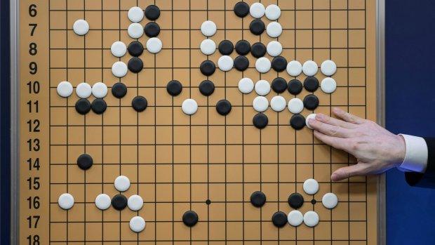 Google-software wint 4 van de 5 potjes tegen Go-wereldkampioen
