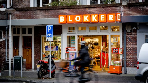 Blokker Holding trekt 200 miljoen uit voor transformatie