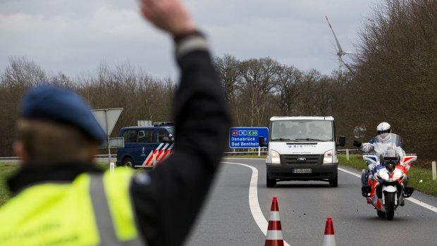 CPB waarschuwt: economische schade grenscontroles 9 miljard euro