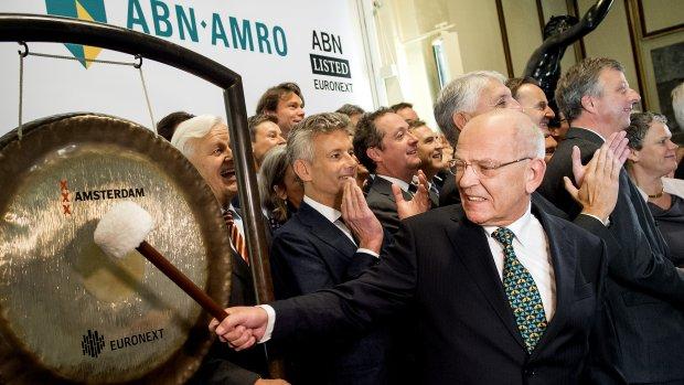 Even out of the box: wie volgt Zalm op bij ABN Amro?