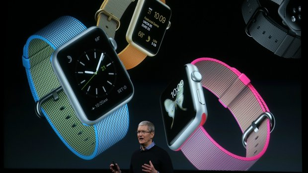 'Verkoop Apple Watch daalt 60 procent'