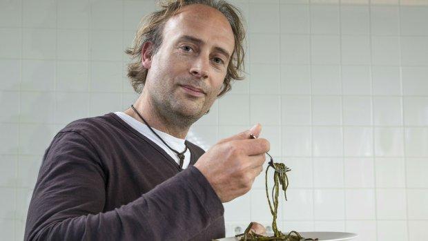 Pasta 2.0: investeerders steken tonnen in eetbaar zeewier