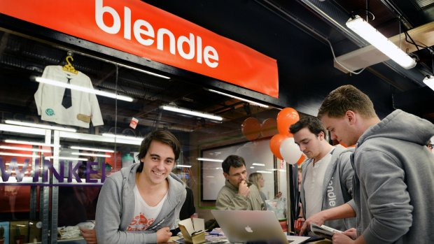 Going big: Blendle lanceert in de VS