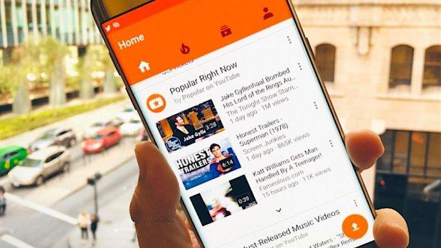 'YouTube ontwikkelt livestream-app'