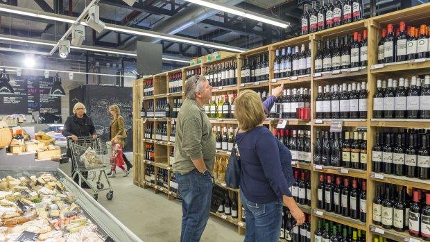 Hoe kom je als klein bedrijf in de supermarkt te liggen?