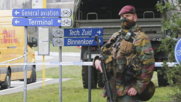 Arrestaties om DNA-match IS-wapens