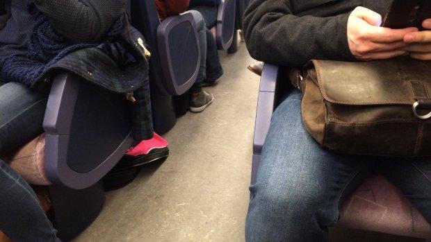 Tim's volle treinenblog 30 maart