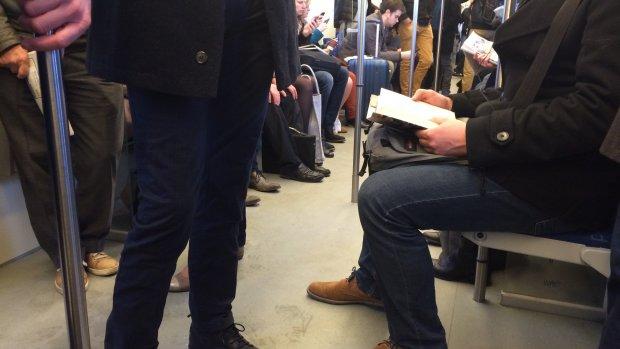 Tim's volle treinenblog 31 maart