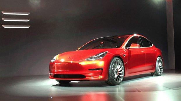 Model 3 levert Tesla nu al 325 miljoen dollar op
