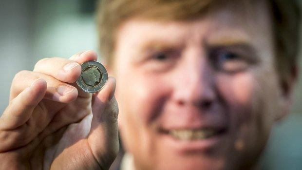 Koninklijke Nederlandse Munt staat te koop