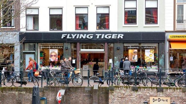 Waarom Flying Tiger wél groeit in de winkelstraat