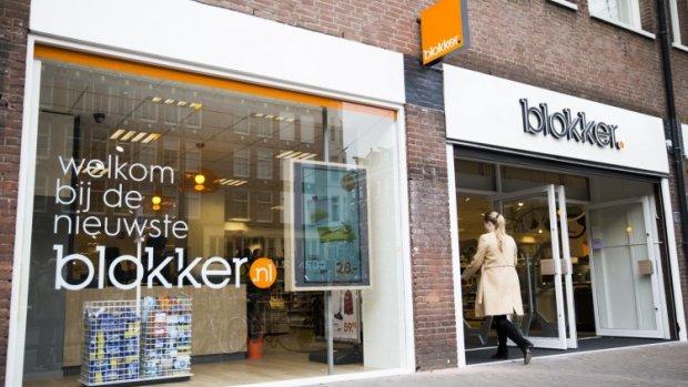 Forse reorganisatie bij Blokker: 390 extra banen verdwijnen