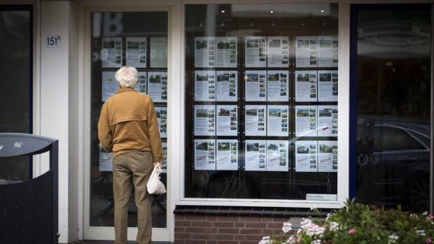 Aantal 'gevangenen van eigen hypotheek' daalt