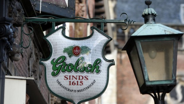 Hollands bier in Japanse handen, Grolsch verkocht aan Asahi