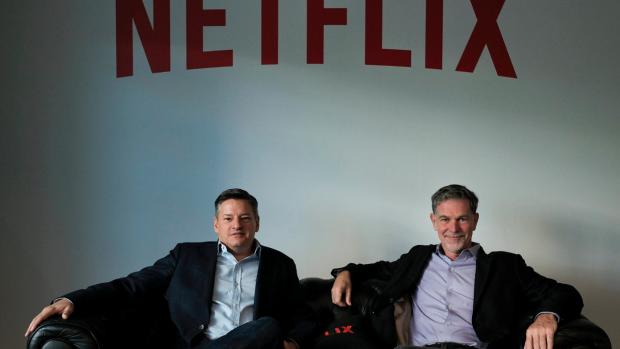 Netflix werkt aan eerste Nederlandse Original-serie