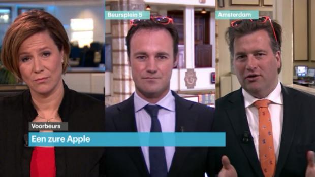 'Apple is de Shell van de techaandelen'