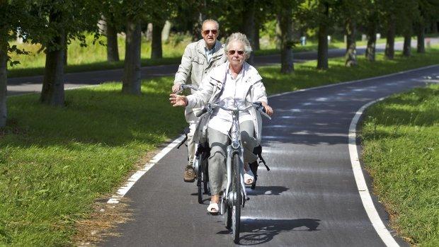 Ouderen vermogender dan ooit, huizenbezitters rijkste groep