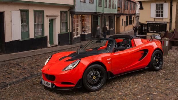 Lotus: niet meer pk's, maar minder gewicht