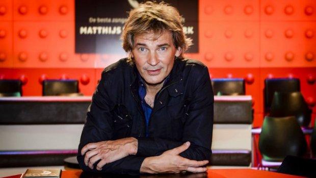 Matthijs van Nieuwkerk verdiende afgelopen jaar 580.000 euro