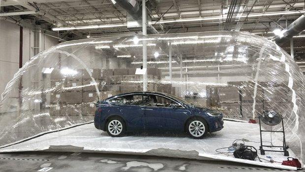 Tesla's geheime wapen voor verovering China: schone lucht